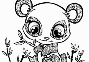 Littlest Pet Shop Coloring Pages Panda Owl Coloring Pages Free Printables