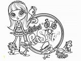 Littlest Pet Shop Horse Coloring Pages Pin by Katie On Coloring Pages