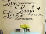 Live Laugh Love Wall Murals Quotes About Aught 83 Quotes