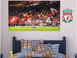 Liverpool Fc Wall Mural Amazon Ficial Liverpool Football Club Anfield