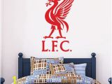 Liverpool Fc Wall Mural Ficial Licensed Football & Entertainment Wall Stickers