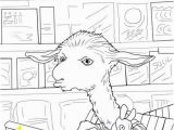 Llama Llama Holiday Drama Coloring Pages Llama Coloring Page Elegant Llama Llama Mad at Mama Coloring Page