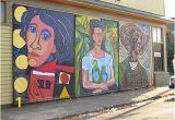 Local Wall Mural Painters Alberta Arts Mural Portland or