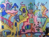 Local Wall Mural Painters Scene This Murals original Artwork In Adelaide Murals
