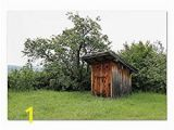 Log Cabin Wall Mural Amazon Wall Mural Sticker [ Outhouse Wooden