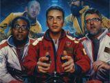 Logic Mural $11 9 Logic the Incredible True Story Hip Hop Album Cover Art