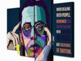 Logic Mural Logic Quotes Wpap Canvas Giclee Print Painting Picture Wall