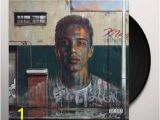 Logic Mural Logic Under Pressure Vinyl Record Deluxe Edition Logic
