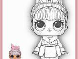 Lol Doll Hair Goals Coloring Pages Dibujos Para Colorear Lol Surprise Serie 5 Hair Goals
