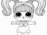 Lol Doll Hair Goals Coloring Pages Hair Goals Kleurplaat Lol Baby