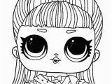 Lol Doll Hair Goals Coloring Pages Hair Goals Lol Kleurplaat Dieren