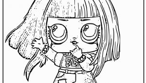 Lol Doll Hair Goals Coloring Pages Lol Surprise Da Colorare Hairgoals Colorare Immagini