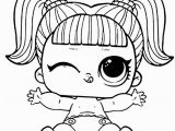 Lol Doll Little Sister Coloring Pages Lol Lil Sisters Coloring Page Print Free