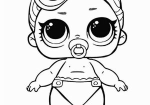 Lol Doll Little Sister Coloring Pages Lol Sisters Coloring Pages to and Print for Free