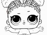 Lol Doll Little Sister Coloring Pages Lol Surprise Dolls Little Sisters Coloring Pages