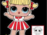 Lol Girl Coloring Pages Lol Surprise Doll Coloring Pages – Page 7 – Color Your
