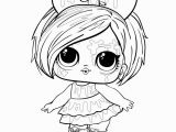 Lol Omg Doll Coloring Pages Coloring Pages Lol Surprise Hairgoals and Lol Surprise