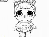 Lol Surprise Doll Coloring Page Lol Surprise Coloring Pages Sugar Queen