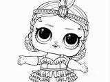 Lol Surprise Doll Coloring Pages Printable 40 Free Printable Lol Surprise Dolls Coloring Pages