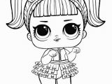Lol Surprise Doll Coloring Pages Printable Unicorn Surprise Doll Coloring Page Surprise Doll