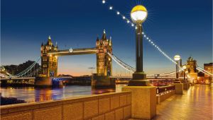 London Bridge Wall Mural Komar tower Bridge Wall Mural In 2019