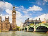 London Bridge Wall Mural Westminister Palace Bigben Clocktower London Goverment