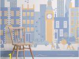 London themed Wall Murals Kids Bedroom Wallpaper & Wall Murals