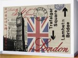 London Underground Wall Mural London Great Britain Big Ben Flag Collage Wall Mural