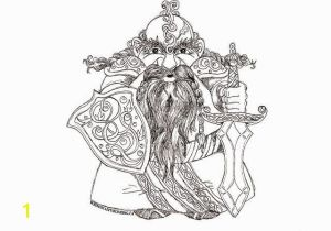 Lord Of the Rings Printable Coloring Pages Lord the Rings Coloring Pages with Whimsical Dwarf Colouring