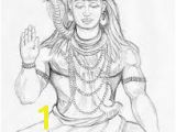 Lord Shiva Coloring Pages 105 Best Shiva Images In 2018