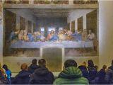 Lost Leonardo Da Vinci Mural Behind False Wall 10 Facts You Don T Know About the Last Supper by Leonardo Da Vinci