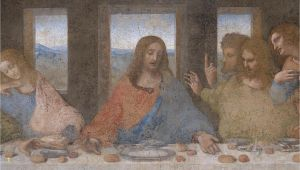 Lost Leonardo Da Vinci Mural Behind False Wall the Unending Fight to Preserve the Last Supper