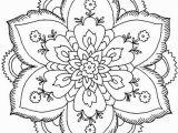 Lotus Flower Mandala Coloring Pages Printable Awesome Printable Lotus Flower Coloring Pages Gallery