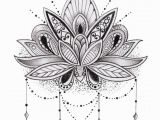 Lotus Flower Mandala Coloring Pages Printable Best Lotus Flower Mandala Coloring Pages Design Printable with