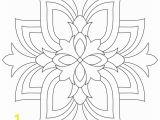 Lotus Flower Mandala Coloring Pages Printable Lotus Mandala Coloring Page