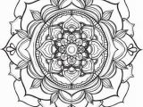 Lotus Flower Mandala Coloring Pages Printable Printable Coloring Pages Of 33 Lotus Flower Mandala Coloring Pages