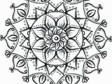 Lotus Flower Mandala Coloring Pages Printable This is Mandala Coloring Pages Pdf Mandala Coloring Pages