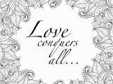 Love True Love Coloring Pages for Adults Valentines Day Coloring Pages for Adults Best Coloring