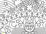 Lucky Charms Coloring Pages Bellow Drawing at Getdrawings