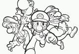 Luigi Mario Kart Coloring Pages Mario and Luigi Coloring Pages Awesome Coloring Pages Mario Kart