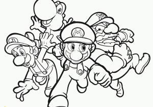 Luigi Mario Kart Coloring Pages Mario and Luigi Coloring Pages Awesome Coloring Pages Mario Kart