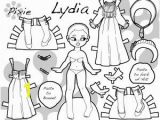 Lydia Coloring Page Scarecrow Coloring Pages
