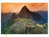 Machu Picchu Wall Mural Great Art Machu Picchu Photo Wall Paper south America City Of Ruins Machu Picchu Mural Xxl Poster Wall Decoration 55 Inch X 39 4 Inch