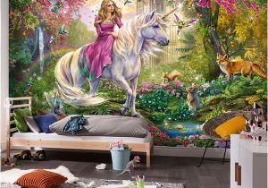 Magic Kingdom Wall Mural Wall Murals for Kids Bedroom Muraldecal