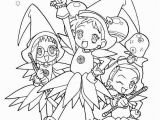 Magical Doremi Coloring Pages Coloring Page Magical Doremi Magical Doremi