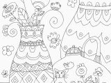 Magnet Coloring Page Girl Scout Cookie Coloring Sheet Free