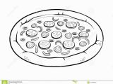 Make A Pizza Coloring Page 14 Lovely Make A Pizza Coloring Page