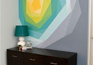 Make Wall Mural From Photo Painted Flower Wall Mural Artwork Mural Ideas