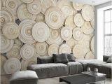 Make Your Own Mural Wallpaper Custom Mural Wallpaper Modern Design 3d Wood Texture Living Room Tv