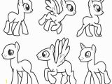 Make Your Own My Little Pony Coloring Pages My Little Pony Template Printables